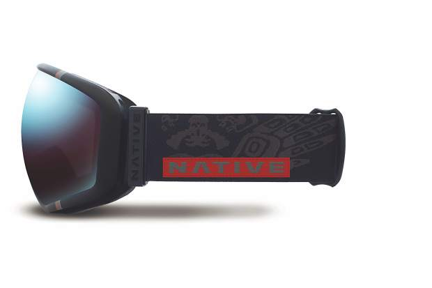 The 2017 Tank-7 goggle from Native Eyewear of Denver.
