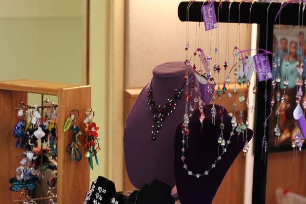 Silverthorne's Holiday Bazaar had 34 different Colorado-based vendors selling handmade goods.