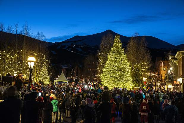 Church services, serene holiday activities around Breckenridge ...