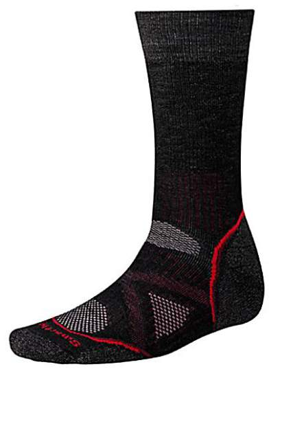 The midweight PhD ski and snowboard sock from Smartwool of Steamboat Springs.