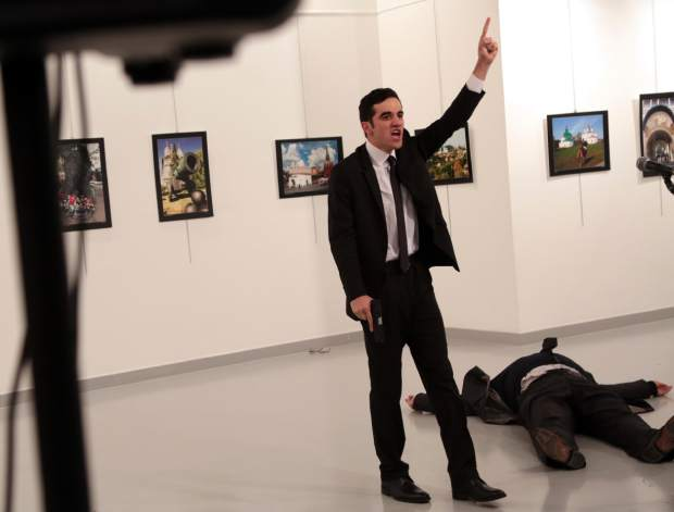 Turkey puts broadcast ban on Russian Federation envoy's killing