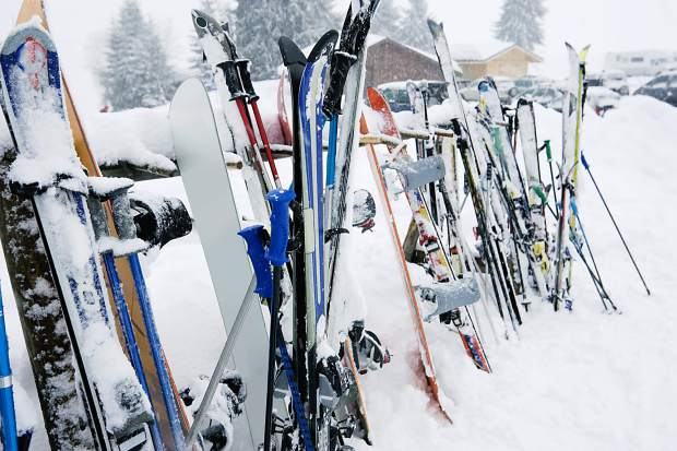 Breckenridge police make arrest after string of ski and snowboard thefts