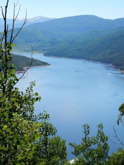 Officials fear there is trouble lurking for the tranquil waters of Ruedi Reservoir. Lacks of funds threatens a boat inspection program to keep the reservoir free of zebra and quagga mussels.