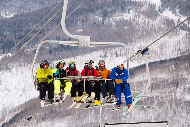 Six-passenger chair lifts coming to Breckenridge, Keystone and ...