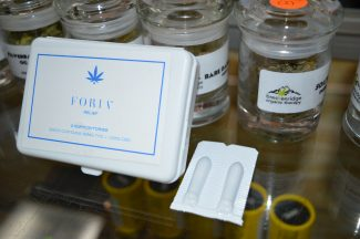 Marijuana not Midol: Cannabis-infused suppositories ease menstrual cramps
