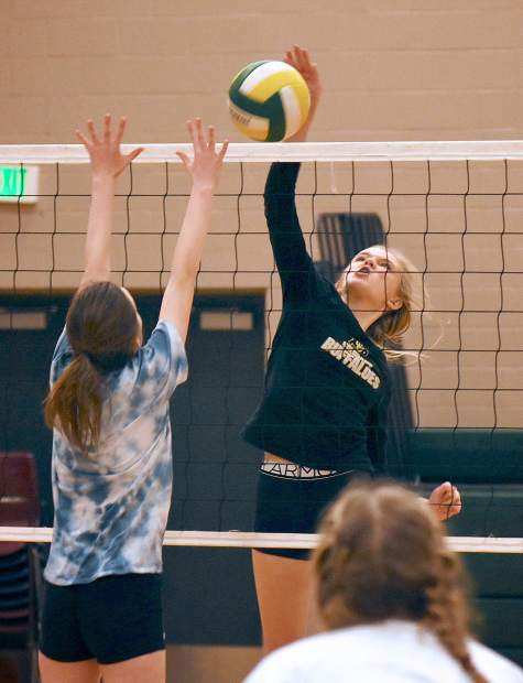 Insatiable New Summit Volleyball Club Heads To 2nd Tourney Undefeated Summitdaily Com