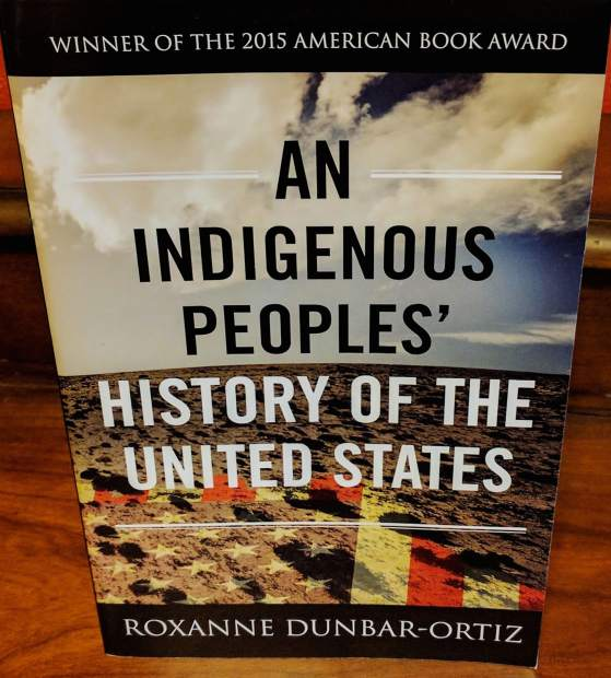 Book review: 'An Indigenous People's History of the U S