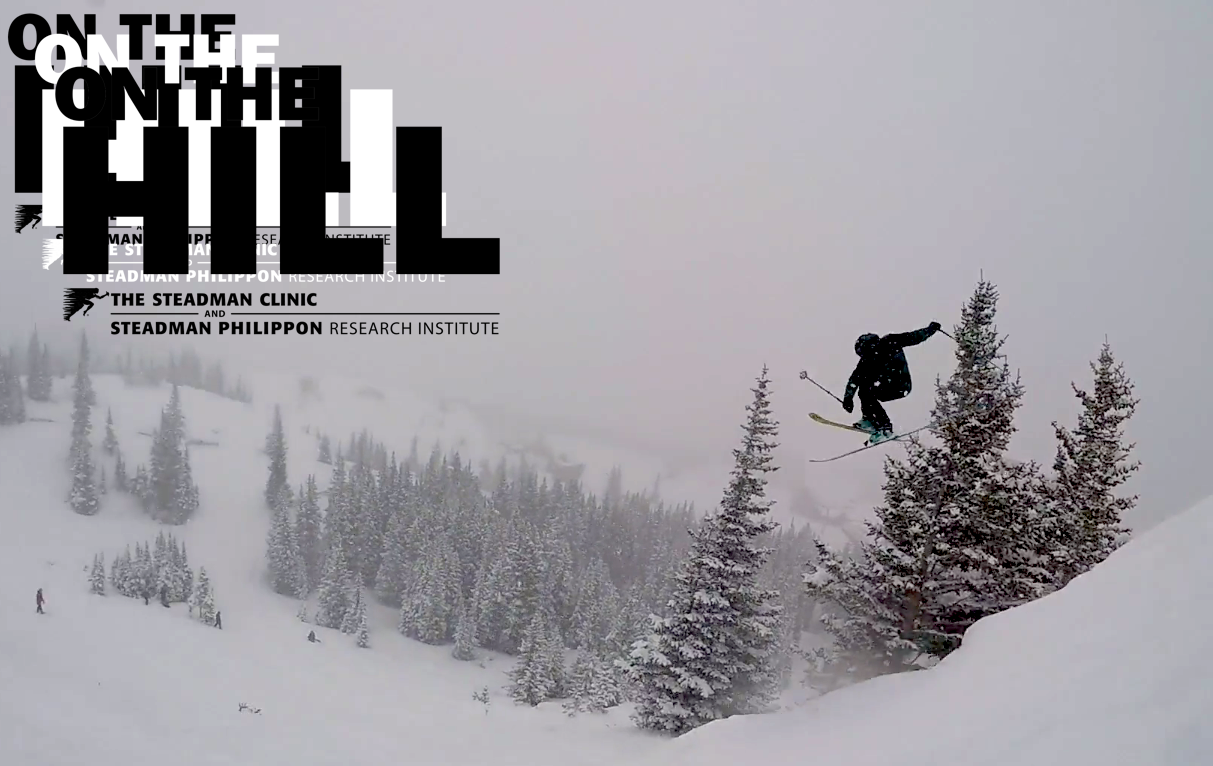 On The Hill: Snow day! Drowning in April powder with 15″ over 24 hours at Breck (video)