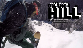 On The Hill: Lapping spring soft serve on a Peak 10 powder day at Breckenridge (video)