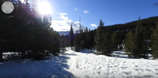 Summit 360 video: Quandary Peak trail