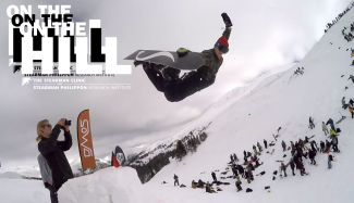 On The Hill: Love Games 2017 recap with jumps, jibs and beers at Loveland Pass (video)