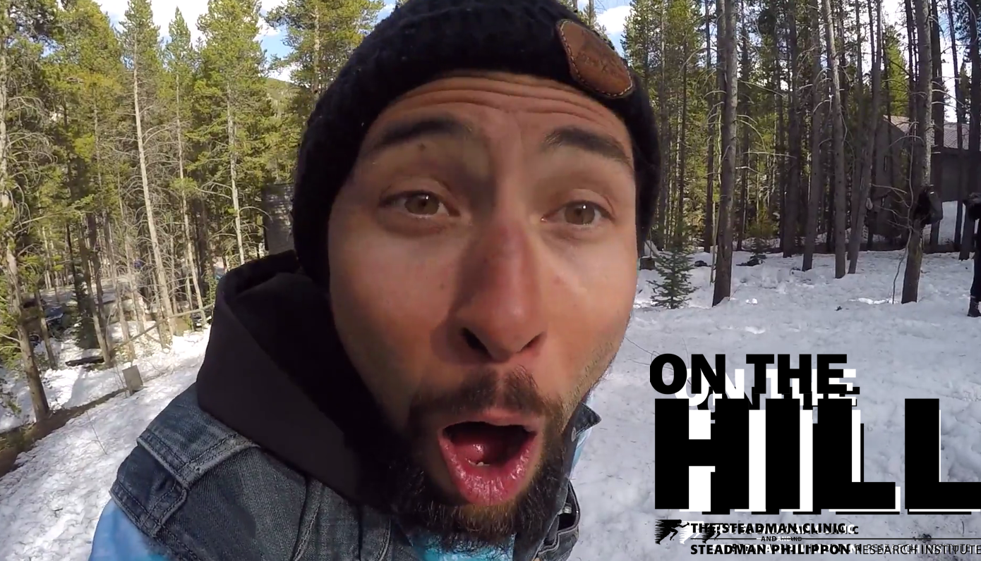 On The Hill: No Bull? No problem with spring log-jibbing edit in Breck (video)