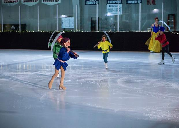 Showtime: Spotlight on Breckenridge youth figure skating | SummitDaily.com