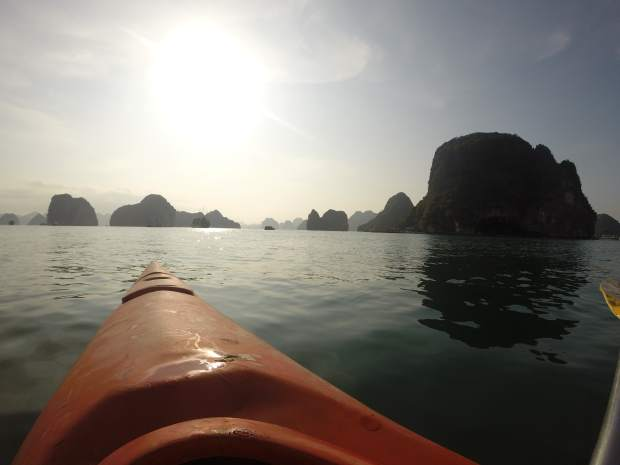Images from southest Asia taken by Hailee Rustad that remained in the SD card found inside the GoPro three years after it was lost in the Colorado River.
