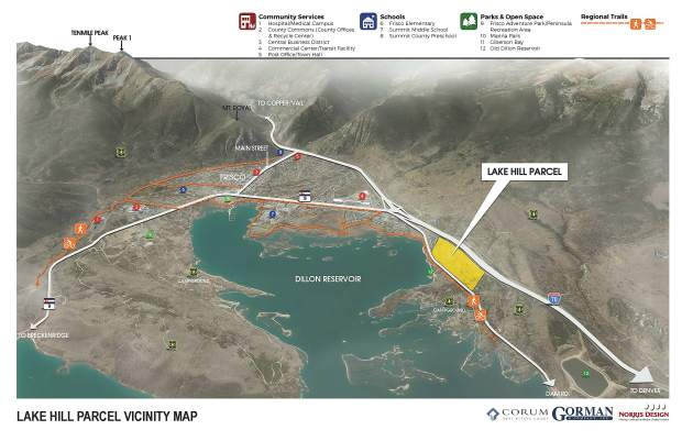 Summit County eyes infrastructure needs for Lake Hill housing in 2017