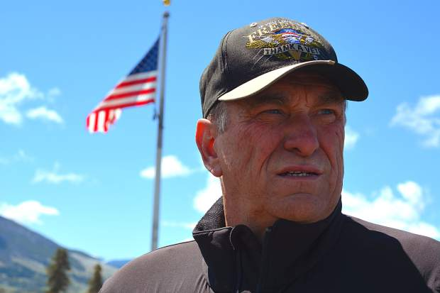Dillon resident Roman Moore is a veteran of the U.S. Navy and served in the Vietnam War. He now seeks to help fellow vets through their struggles and aid their continued survival.
