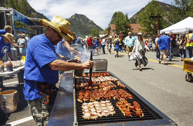 colorado bbq challenge offers up a carnival with a side of. Black Bedroom Furniture Sets. Home Design Ideas