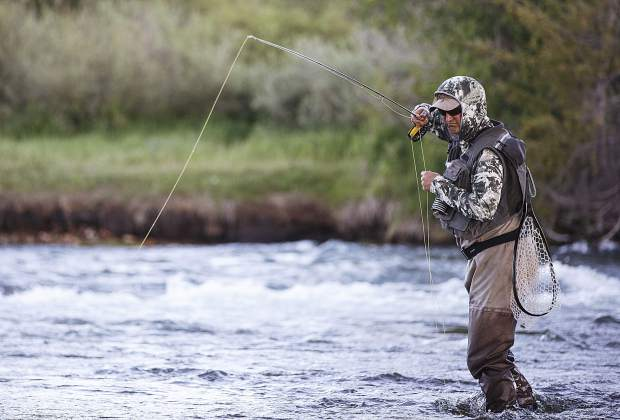 Blue River group recasts hopes of golden fishing designation