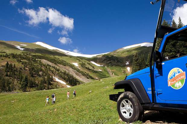 Breckenridge Epic Discovery opens for summer on June 9 with ziplines
