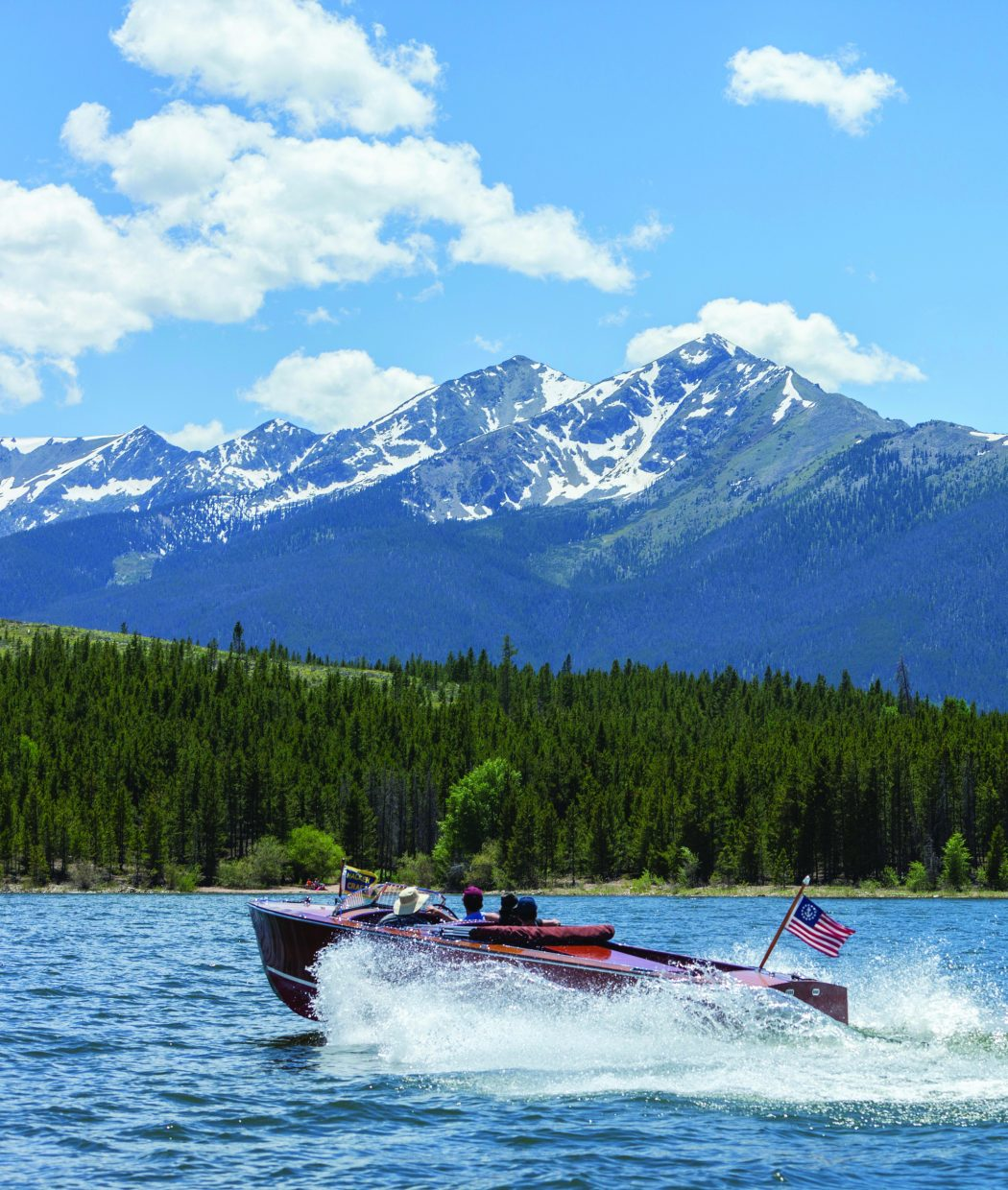 Top 5 Summer Activities On Lake Dillon In Frisco Colorado Summitdaily Com