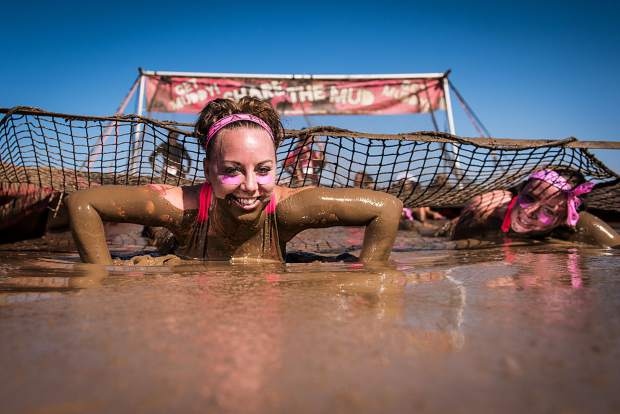 Dirty Girl pro snowboarder Megan Pischke can't wait to roll in the mud at Copper (video)