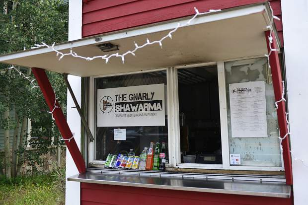 After opening at the end of the May, the Gnarly Shawarma, a new small-scale Mediterranean eatery in Breckenridge, has seen a steady stream of traffic, according to its owner Anthony Tabanji.