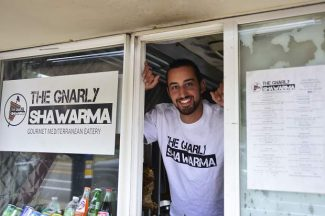 Gnarly Shawarma owner finds Breckenridge keeps tight lid on food carts