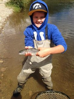 Colorado fly-fishing report for weekend of July 21-23