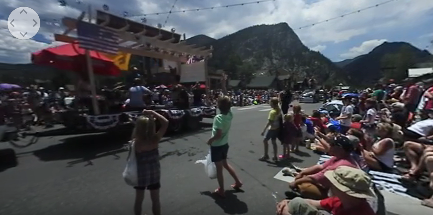 Summit 360: Fourth of July parade in Frisco