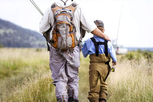 Colorado fly fishing guide for week of july 18 21 for Colorado fishing guide