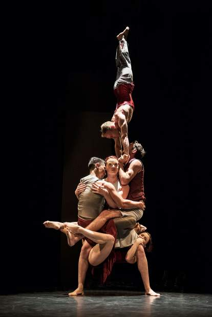 The internationally recognized Australian company Casus Circus will perform seemingly impossible feats of brute strength and flexibility at 7:30 p.m. on Aug. 18 and Aug. 19 and at 2 p.m. Aug. 20, all at the Riverwalk Center.