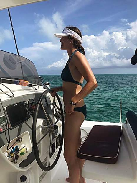 Copper Mountain resident Lindsay Atkins recently led a large group of Americans on an ambitious bareboat charter voyage to remote coastal destinations in Cuba.