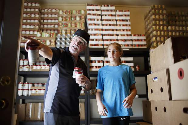 Summit County Food Pantry