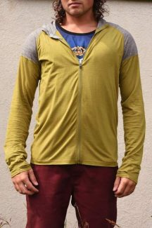 High Gear: Review of the Ibex W2 Sport Hoody for men