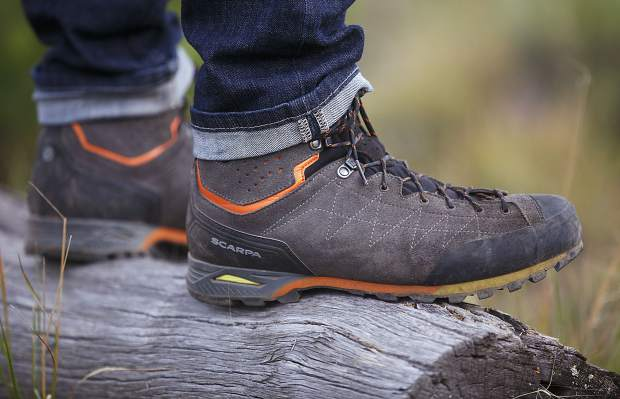 High Gear: Scarpa Zodiac Plus GTX boot review