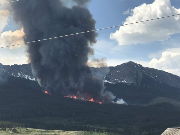 What's Brewing video: Living with the threat of wildfire in Summit County