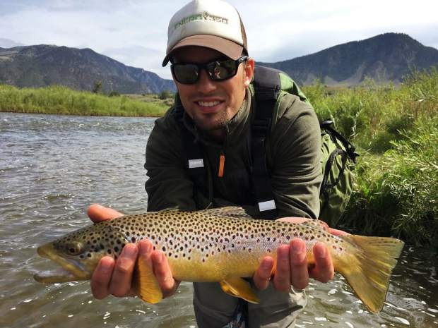 Colorado fishing guide for the week aug 21 25 for Colorado fishing guide