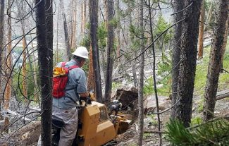 It's no longer 'End of Trail' on Old Tenderfoot Trail in Dillon thanks to new connector