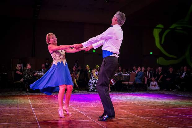 The grand finale of Dancing with the Mountain Stars on Saturday at the Keystone Conference Center raised $290,000 in support of the St. Anthony Summit Medical Center Foundation, according to organizers. This was the last year for the Dancing with the Stars event, and next year the foundation will host a new fundraiser modeled largely after