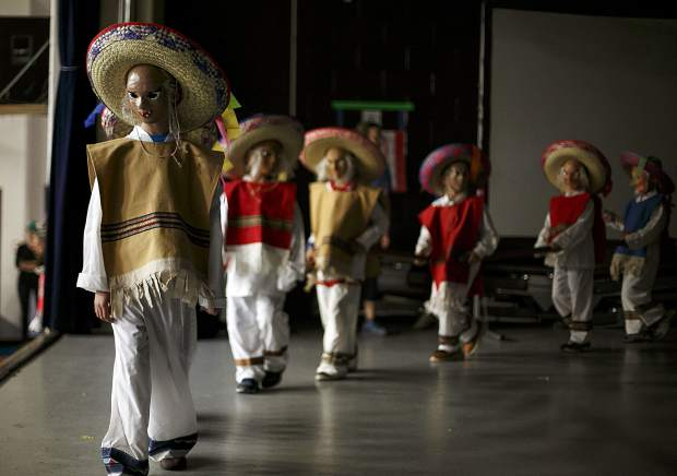 Dillon Valley Elementary second-graders perform