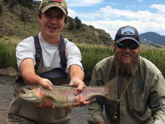 Fly-fishing guide: River report for Sept. 16 weekend