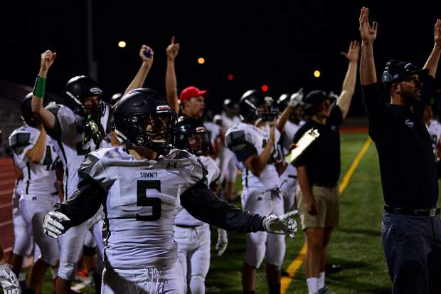 Summit Tigers football defeats Niwot 27-15 on Friday in Longmont.