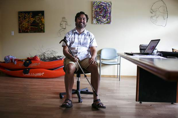 After overcoming a debilitating spinal cord injury while playing football at Summit High school in 2000 that left him paralyzed from the neck down, Carlos Santos eventually recovered and learned to walk again. He had no idea then that the battle for his life had only just begun due to a growing dependency on prescription opioids.