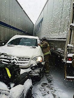 Interstate 70 closures at exit 205 in Silverthorne a 'highly dangerous ballet'