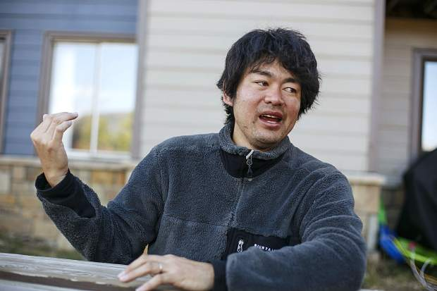 Shuei Kato, 36, who went missing for three freezing nights after hiking Colorado 14er Missouri Mountain, said he refused to allow negative thoughts to take over his mind.
