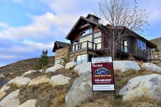 Report suggests buyers targeting luxury homes in Summit County ahead of ski season