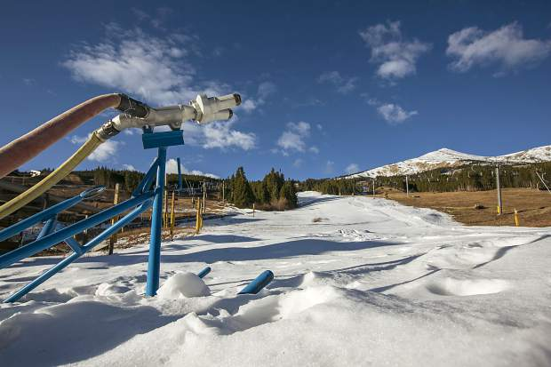 Vail postpones Opening Day due to lack of snow