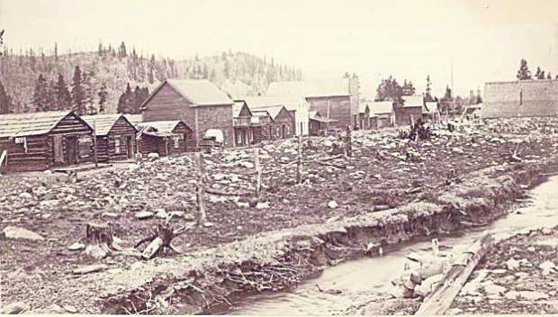 Early Breck - 1860s