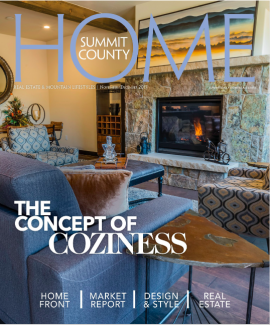 Summit County Home: November/December 2017