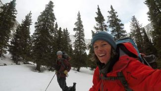 Aspen's Hadar wants to be first woman to ride all of Colorado's fourteeners